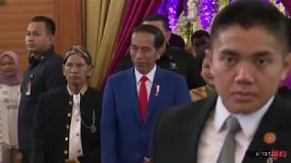 Video Jokowi Hadiri Resepsi Nikah Mantan Ajudan Pradista Machdala MP3, 3GP, MP4, WEBM, AVI, FLV Juli 2019