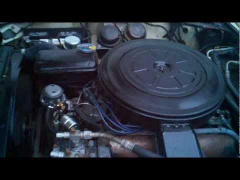 1962 Lincoln Continental Aftermarket Carter Fuel Pump Install