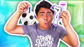 CRAZY FIDGET TOYS YOU NEVER KNEW ABOUT!