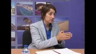 Pulsa para ver el vídeo - Entrevista a la compañera Onalia Bueno en Canal 13 Digital.