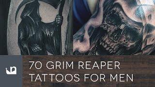 Video 70 Grim Reaper Tattoos For Men MP3, 3GP, MP4, WEBM, AVI, FLV Agustus 2018