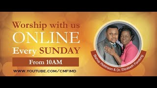 Sunday, June 25, 2017 Worship Service