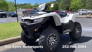 10. 2019 Suzuki KingQuad 750AXi Power Steering SE