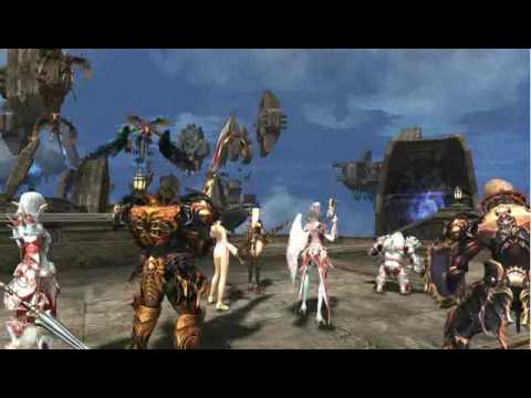 Lineage II Gracia – Gameplay Movie