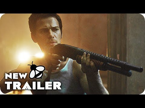 The Last Man Trailer (2018) Hayden Christensen Action Movie