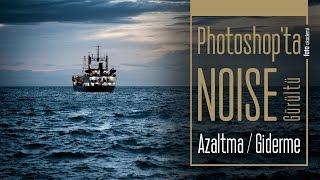 Photoshop`ta NOISE (kum