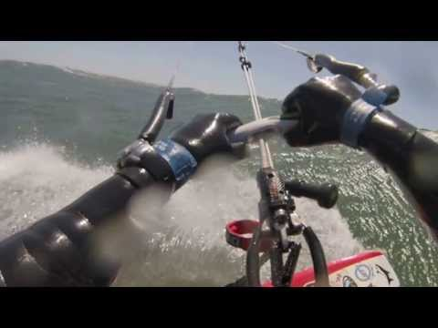 Kitesurfing Kook–A Day At The Beach