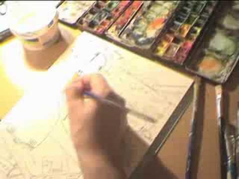 24h comic zeichnen 2008