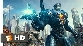 Nonton Pacific Rim Uprising  2018    King Kaiju Scene  8 10    Movieclips Film Subtitle Indonesia Streaming Movie Download