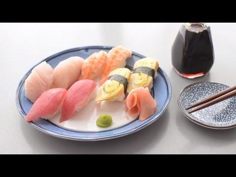 Sake nigiri o Nigiri de salmón, paso a paso. ¡Anímate con la cocina japonesa!