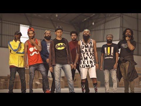 Fejo - Malsaram Ennodu Thanne | Malayalam Rap Song ഫെജോ | മത്സരം എന്നോട് തന്നെ official video