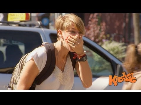 Soccer Ball Kick To The Face – Just For Laughs Gags