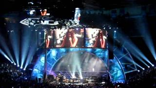 U2 With Mick Jagger&Fergie- Gimme Shelter- Rock&Roll Hall Of Fame Concert