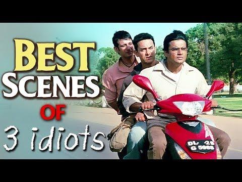 Best Scenes Of 3 Idiots   Aamir Khan, Kareena Kapoor, Sharman Joshi, R. Madhavan
