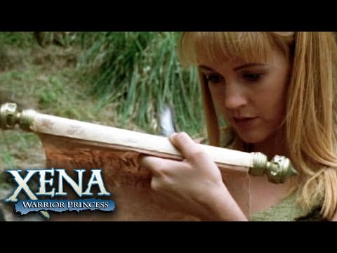 The Magic Scroll | Xena: Warrior Princess