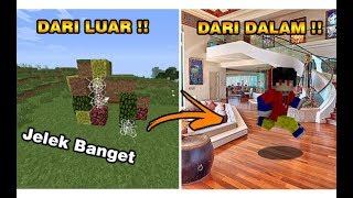 Video ADA RAHASIA DI DALAM RUMAH JELEK INI !! - Minecraft Indonesia !! MP3, 3GP, MP4, WEBM, AVI, FLV Maret 2018