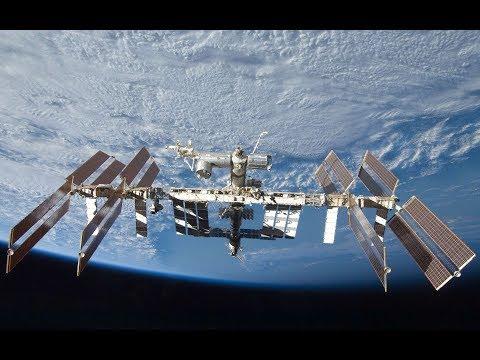 بعد القمر الاصطناعي محمد السادس ... اتصال مع  رواد الفضاء من المغرب