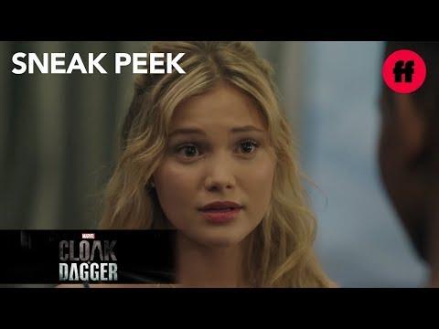 Marvel's Cloak & Dagger | Season 1, Episode 5 Sneak Peek: Tandy & Tyrone at Roxxon Party | Freeform