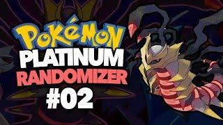 back to die again. | Pokémon Platinum Randomizer (Part 2) by Tyranitar Tube