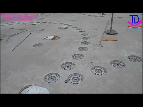 Đèn Led Âm Nước Dạng Bánh Xe Cho Đài Phun Nước - TDV
