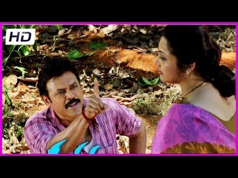 Drushyam Telugu Movie Trailer - Venkatesh,Meena