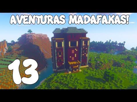 FIN DE LA SERIE! Minecraft SERIE DE MODS! LAS AVENTURAS MADAFAKAS! Cap.13! (видео)