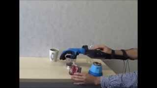 Soft Espresso using softhand teleimpedance!