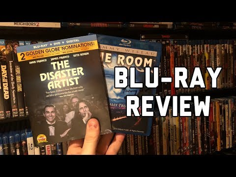 The Disaster Artist - Blu-ray Review