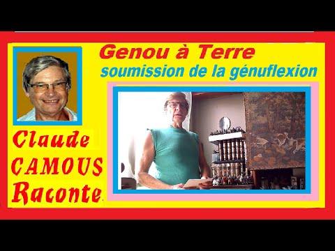 Genou à Terre : «Claude Camous Raconte » la soumission de la génuflexion