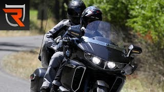 8. 2018 Yamaha Star Venture First Test Review Video - Part 3 | Riders Domain