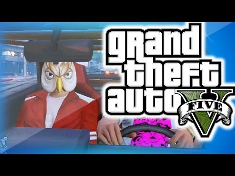 """GTA 5 Online Funny Moments """"I'm Not A Hipster"""" DLC Update! - Turdmobile, Fashion Police!"""