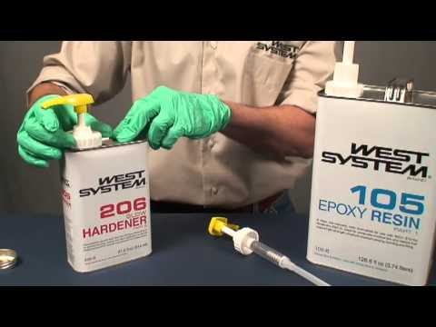 West System Epoxy: Mini Pumps