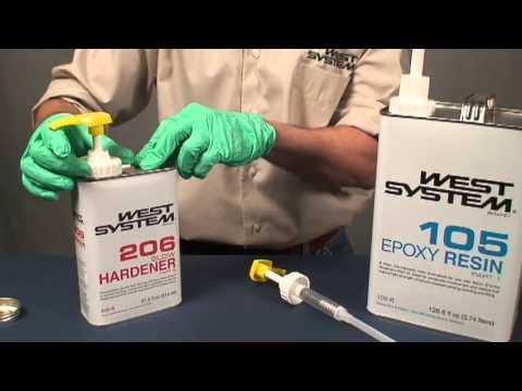West System Epoxy: Mini Pumps
