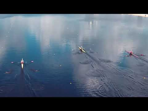 The best of the drone at the 2017 world rowing champs