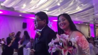 Westminster (CA) United States  city photos : Wedding at Moonlight restaurant and banquet in Westminster California USA 11-19-16