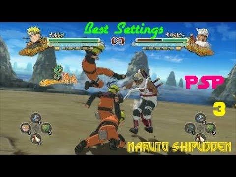 Download Naruto Ultimate Ninja Heroes 3 Psp Cso English Mun66blephit