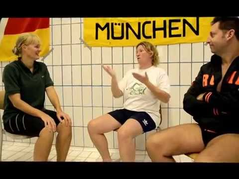 Image of Deaf Swim Interview – 8th German Deaf Speed Championships