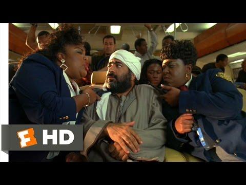 Soul Plane (8/12) Movie CLIP - Racial Profile (2004) HD