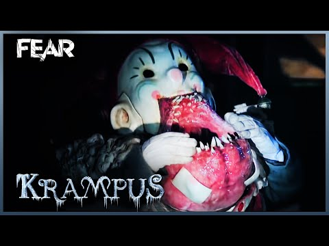 Attack Of The Toys | Krampus (2015)