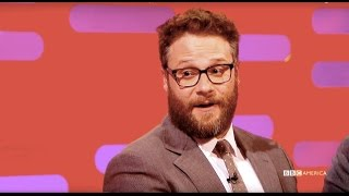 Seth Rogen Needed Security Because of 'The Interview' - The Graham Norton Show