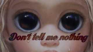 Lana Del Rey - Big Eyes (Lyric video)