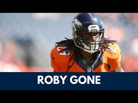 Farewell, Roby -- Former Broncos CB joins Texans