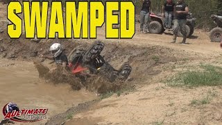 9. 2015 CAN-AM OUTLANDER 500 50 MILE WATER TEST!