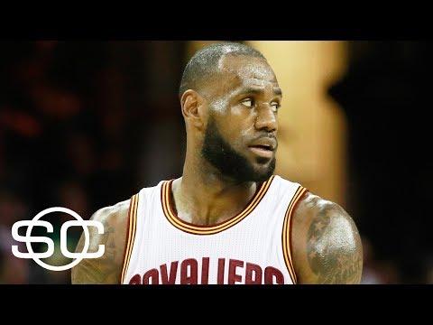Scottie Pippen Compares LeBron James To Magic Johnson | SportsCenter | ESPN