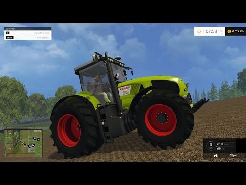 Claas Axion 950  V1