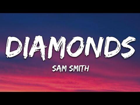 Sam Smith - Diamonds (Lyrics)