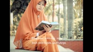 Oki Setiana Dewi ft Shindy - Wanita Syurga Bidadari Dunia lirik Video