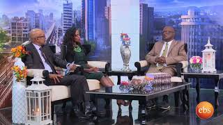 Sunday with EBS:   HIV/AIDS Awareness with Dr. Yigeremu Abebe