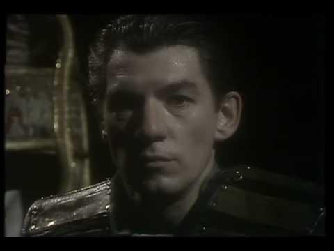 Ian McKellen as Macbeth (