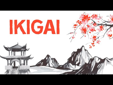 IKIGAI | A Japanese Philosophy for Finding Purpose